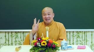 Thiền quán - Tứ vô lượng tâm || Đại đức Thích Trí Huệ