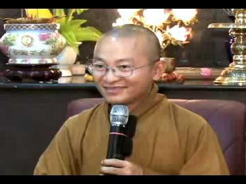 Vấn đáp: Thắc Mắc Về Pháp Môn Tịnh Độ (26/06/2009) video do Thích Nhật Từ giảng