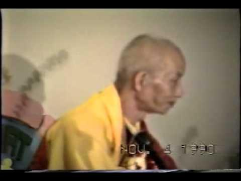 Video3 - 17/23 Truyền tâm ấn là gì? - Thiền sư Duy Lực