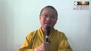 Đạo Phật triết lý và đạo Phật ứng dụng | Thích Nhật Từ