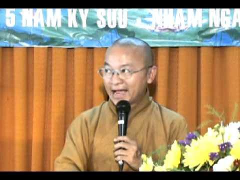 Vấn đáp: Lạy Phật và song tu Thiền Tịnh (19/08/2009) video do Thích Nhật Từ giảng