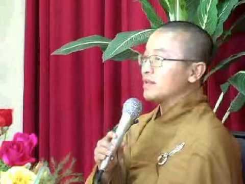 Niệm Phật Và Trị Liệu - Phần 1/2 (21/02/07) video do Thích Nhật Từ giảng
