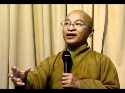 Kinh Trung Bộ 132-134: Thiết Thực Hiện Tại (05/07/2009) video do Thích Nhật Từ giảng