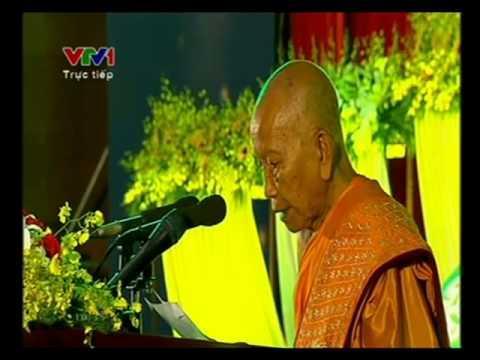 Khai mạc Đại lễ Phật Đản Vesak 2014 tại chùa Bái Đính - Việt Nam (8/5/2014)