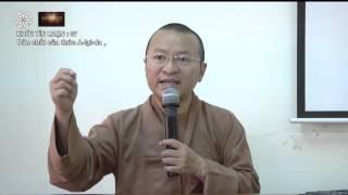Bản chất của thức A-lại-da | Thích Nhật Từ