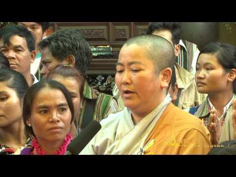 SEN VIỆT Video 7: Lễ viếng Giác Linh Trưởng Lão Hòa Thượng Thích Minh Châu