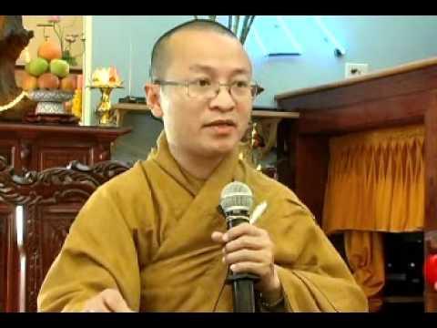 Hôn Nhân Và Hạnh Phúc - Phần 2/2 (07/07/2007) video do Thích Nhật Từ giảng