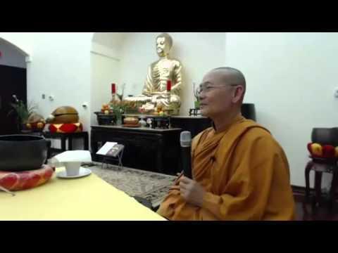 Giảng về Thiền Quán