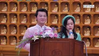 Toàn cảnh: Lễ ra mắt Đạo tràng ĐPNN và khởi động dự án kiến tạo chùa Việt tại Hàn Quốc - 10-11-2019
