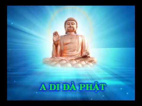 Niệm hồng danh A Di Đà Phật - 108 biến