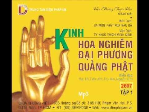 Kinh Hoa Nghiêm Đại Phương Quảng Phật (Trọn Bộ, 15 Phần) (HT. Tuyên Hóa giảng giải)