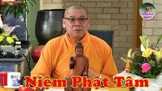 Thầy Thích Trí Thoát ngâm thơ: Niệm Phật tâm