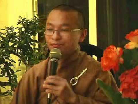 Triết Lý Về Đất - Phần 3/3 (20/06/2007) video do Thích Nhật Từ giảng