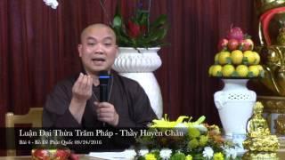 Luận Đại Thừa Trăm Pháp (20 bài)