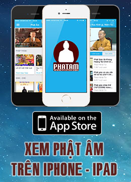 Xem Phật Âm trên iPhone - iPad
