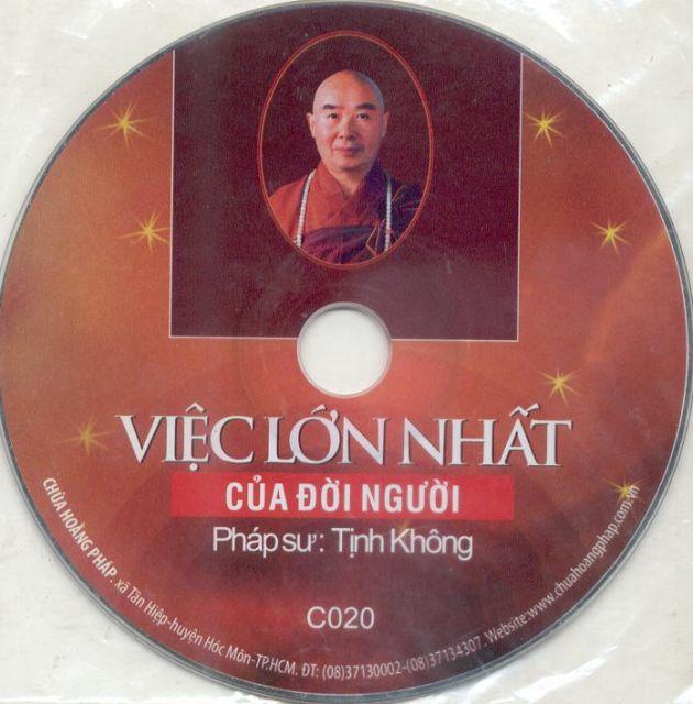 Viec Lon Nhat Cua Doi Nguoi